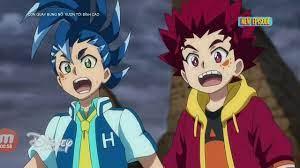 S5) Beyblade Con Quay Bùng Nổ : Vươn Tới Đỉnh Cao - Highlight 6 : Hyuga &  Hikaru vs Lui Shirosagi - YouTube