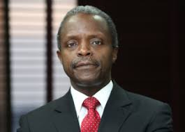Image result for photos of osinbajo and dangote