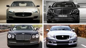 Top Luxury Sedan Cars Youtube