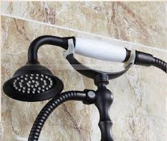 wall mount bathtub faucet oil rubbed bronze mixer tap with hand shower spray wall s furniture decor
