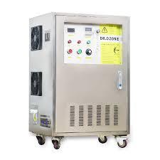 Máy tạo khí Ozone công nghiệp xử lý nước thải sinh hoạt Dr.Ozone D20S -  Hàng Chính Hãng - Máy lọc nước có điện Thương hiệu DrOzone
