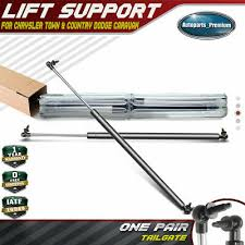 <b>2PCS Liftgate Hatch</b> Tailgate Lift Supports Strut Shock For Chrysler ...