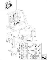 New holland 8360 operator s platform 1 91 4 03 cab fuse box rh partspring ford explorer fuse box diagram ford fuse box diagram