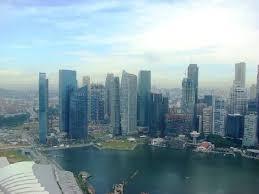 infinity pool singapore dangerous. Marina Bay Sands Casino: Scenic View From SkyPark Infinity Pool Singapore Dangerous 6