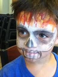 ghost rider skull makeup vidalondon