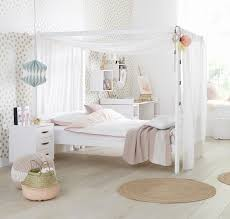 Four Poster Canopy Bed Lovely Antique Four Poster Canopy Brass Bed ...