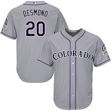 Rockies Mlb Rockies Jersey Mlb