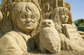 Изкуство от пясък: Фестивалът на пясъчните скулптури отваря врати (СНИМКИ)  - Любопитно - DarikNews.bg