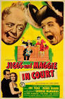 Edward F. Cline Jiggs and Maggie in Society Movie