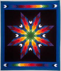 MSU-Museum: & Photo of Bright Star quilt Adamdwight.com