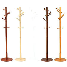 Standing Wood Coat Rack Beauteous Hat Rack Stand Standing Coat Rack Modern Luxury Hall Tree Wood Coat