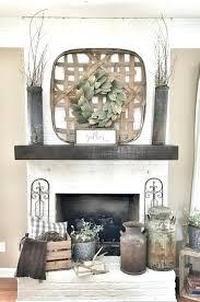 decor above fireplace mantel decor above fireplace
