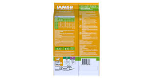 Iams Puppy Food Chart Iams Proactive Health Puppy Junior Small And Medium Breed