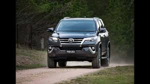 2018 Toyota Fortuner Review Redesign | Hugely Popular in Thailand ...