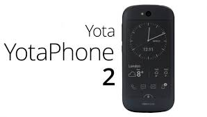The Dual Sided Phone Yotaphone 2 Makes Its Way Into China