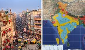 The zone broadly comprises entire northeastern india, parts of. India Earthquake Delhi Rocked By Magnitude 3 2 Tremor Days After Warning Science News Express Co Uk