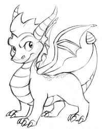 Small Picture skylanders coloring pages Spyro Coloring Page Skylanders Spyros