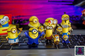 minion exclusive blind bags our first ever