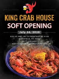 King Crab House - Posts - Mansfield ...