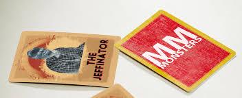 Trading Card Size Chart Custom Trading Card Printing Free Shipping Customer