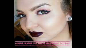 ariana grande eye makeup tutorial 2016 mugeek vidalondon