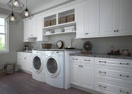 laundry room furniture. Dakota White Pre-Assembled Laundry Room Cabinets Furniture N