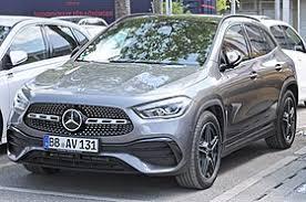 Позднее в гамму войдут дизельные исполнения и. Mercedes Benz Gla Class Wikipedia