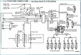 99 f350 7 3 injector diagram anything wiring diagrams \u2022 95 F350 Crew Cab at Wire Harness For 95 F350