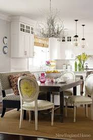 the green room interiors chattanooga tn interior decorator designer settee at the dining table