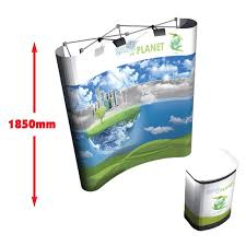 Pop Up Display Stands Uk 100x100 Mid Medium Height Pop Up Display Stand Curved Pop Up Display 63