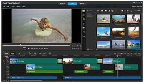 A review of Corel's VideoStudio Ultimate X7 with examples