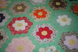 6 Appalachian Quilts: A Mother's Day Celebration | Kite Dreams & Flower Garden quilt; Photo:KFawcett Adamdwight.com