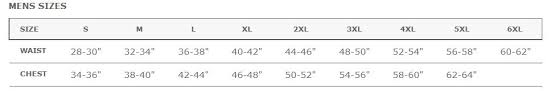 Jockey Underwear Size Chart For Men Bedowntowndaytona Com