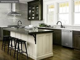 dark stained kitchen cabinets. Delighful Dark Dark Stained Kitchen Island Design Decor Photos Pictures Espresso  In Cabinets