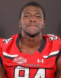 Dwight Johnson - 2020 - Football - Lamar University Athletics