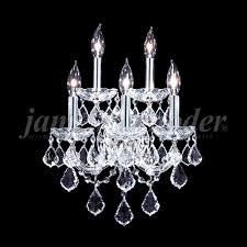 james moder 91705s22 maria theresa grand crystal silver wall
