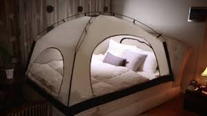Room in Room claims 'four poster cover' can help insulate you at ...
