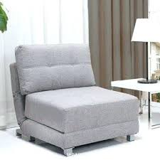 foam fold out single bed chair contemporary grey fabric seat sofa free  mainland