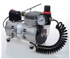 model spray pump mini air compressor wall paint car paint 220v