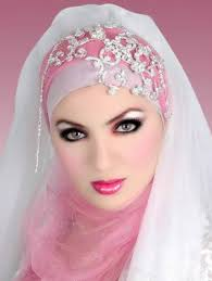 make up with hijab by zizough after a taaz virtual makeover