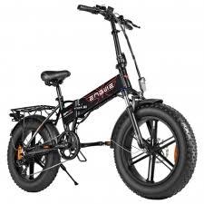 <b>ENGWE</b> EP-2 <b>Pro</b> Folding Bicycle <b>750W</b> 20'' - Black