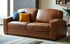 leather sofa bed.  Bed Kalispera 3 Seater Sofa Bed Colorado To Leather