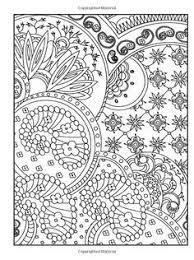 pattern and design coloring book volume 1 haven crazy paisley coloring book