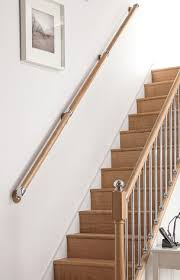 Wall Mounted Handrails For Staircases Uk Delivery 2017 Stair Handrails