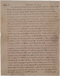 thomas jefferson s opposition to the federalists 1810 the thomas jefferson to david howell 15 1810 glc01027 the federalist