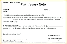 Promissory Note Templates Word Simple Promissory Note Template Fitted Or Letter Philippines