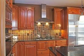 kitchen backsplash cherry cabinets. Delighful Cabinets And Kitchen Backsplash Cherry Cabinets R