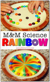 m m science rainbow candy science for kids m m steam activity for kids m m