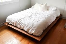 BUILDING A PLATFORM BED — The Sorry Girls