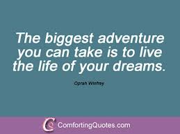 Dream Famous Quotes Best Of Famous Chase Your Dreams Quotes ComfortingQuotes